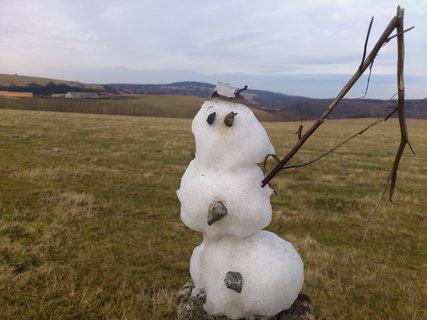 FOTKA - letošní zima