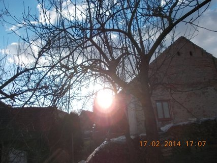 FOTKA - mraky a slunce - 5