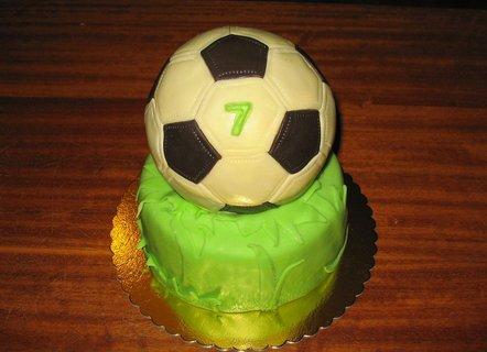 FOTKA - Fotbalový míč