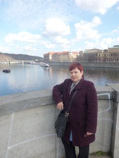 FOTKA - Procházka u Vltavy