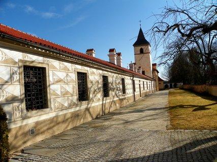 FOTKA - Státní zámek Kratochvíle - národní kulturní památka