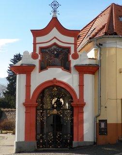 FOTKA - Kaple sv.Jana Nepomuckého v Prachaticích
