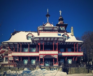 FOTKA - chata Maměnka na Pustevnách bude nyní opuštěná