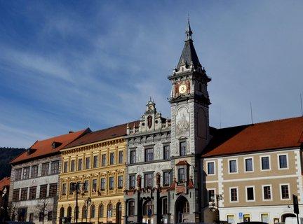 FOTKA - Prachatice-náměstí