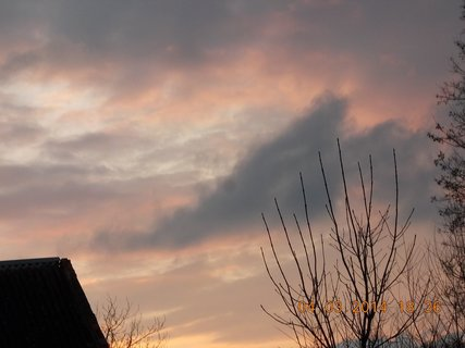 FOTKA - zaj�mav� barvi�ky nebe