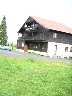 FOTKA - Švýcarská bouda