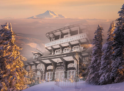 FOTKA - Libušín v zimě 3