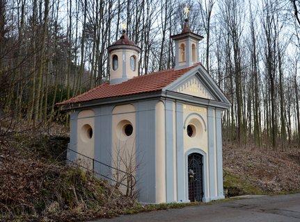 FOTKA - Kaple za Prachaticema