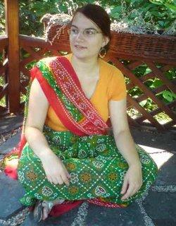 FOTKA - Rádžastánec v arboretu