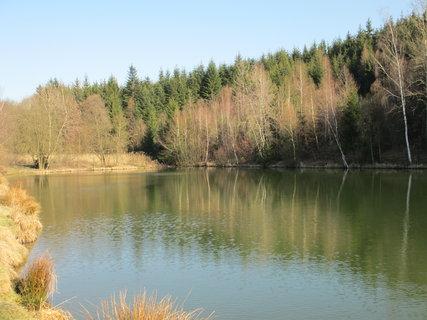 FOTKA - na vycházce u rybníka