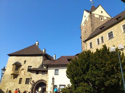 FOTKA - Loket hrad