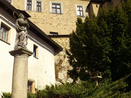 FOTKA - Loket u hradu