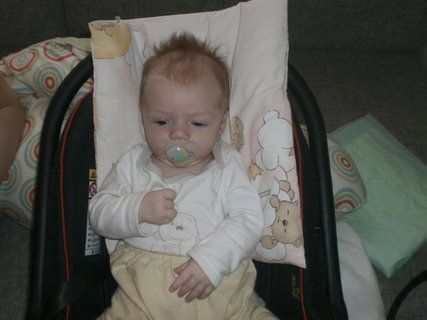 FOTKA - Spokojené dítko