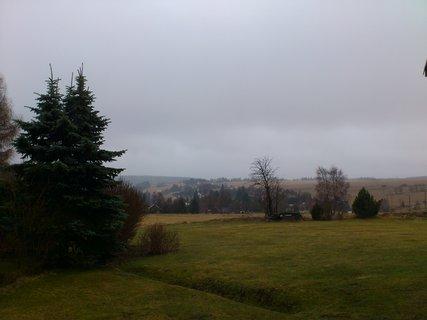 FOTKA - výšlap na Klínovec, pohled z Hřebečné