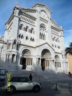 FOTKA - Monacké knížectví..únor
