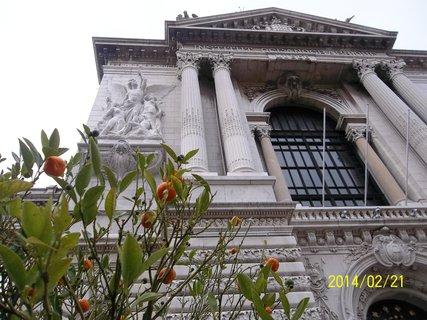 FOTKA - Monacké knížectví..únor 2014