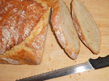 FOTKA - Můj první domácí chlebíček