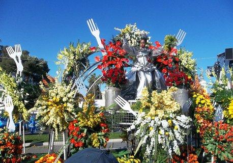 FOTKA - Nice .. zájezd v únoru na Květinové slavnosti