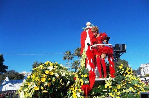 FOTKA - Zájezd v únoru na Květinové slavnosti do Nice