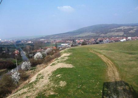 FOTKA - Pohled z rozhledny -Javorník a Velká nad Veličkou