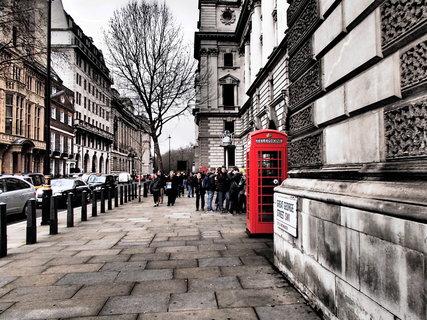 FOTKA - Londýnská ulice