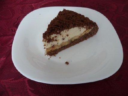 FOTKA - Banánový dort
