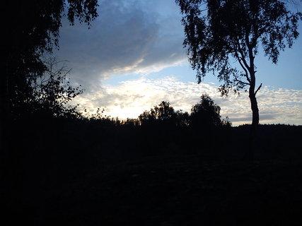 FOTKA - Usínání přírody