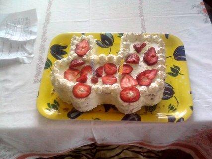 FOTKA - Dort k druhým narozeninám