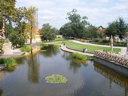 FOTKA - vodní oáza