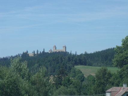 FOTKA - hrad Kašperk