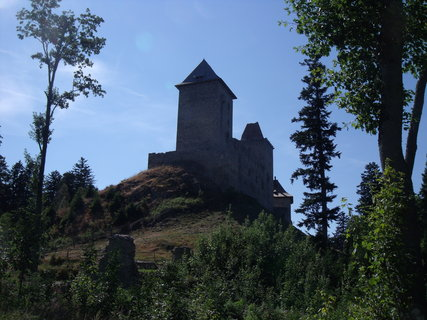 FOTKA - tajemný hrad