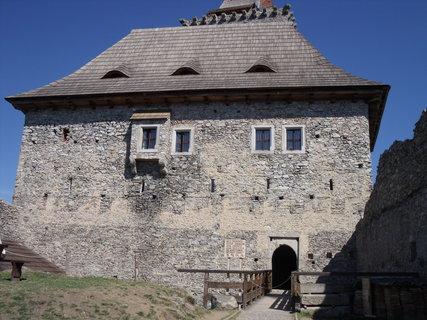 FOTKA - hrad zblízka