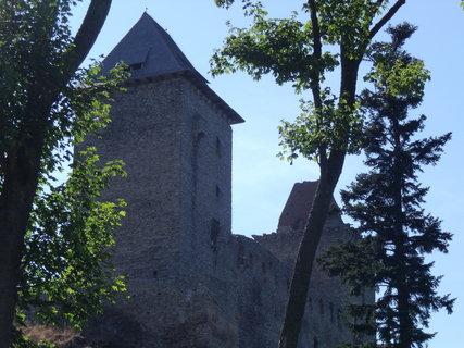 FOTKA - hrad Kašperk další foto