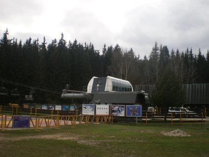 FOTKA - Delta spodní stanice lanovky