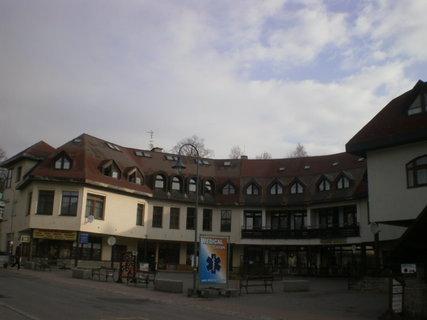 FOTKA - Nákupní centrum v Harrachově