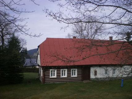 FOTKA - Krkonošské stavení