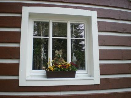 FOTKA - Okno s velikonoční tématikou