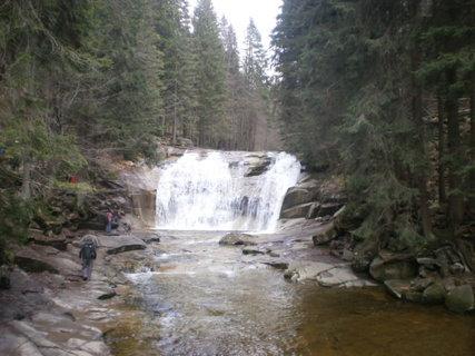 FOTKA - Mumlavský vodopád  v Harrachově