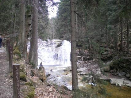 FOTKA - KRNAP - Mumlavský vodopád