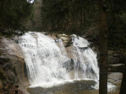 FOTKA - Mumlavský vodopád - KRNAP