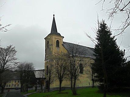 FOTKA - Kostel na Božím Daru