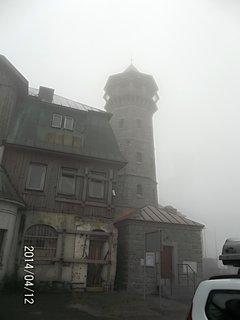 FOTKA - Mlha na Klínovci
