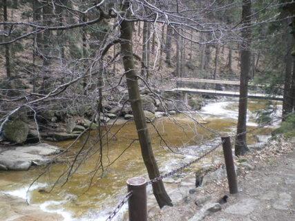 FOTKA - Koryto řeky mumlavy