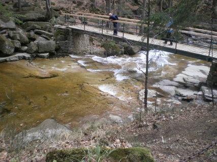 FOTKA - Mostík u vodopádů