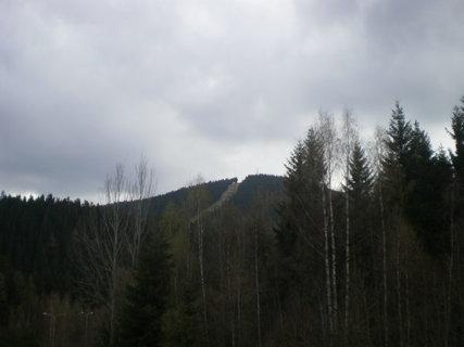 FOTKA - Černá sjezdovka na Čertově hoře