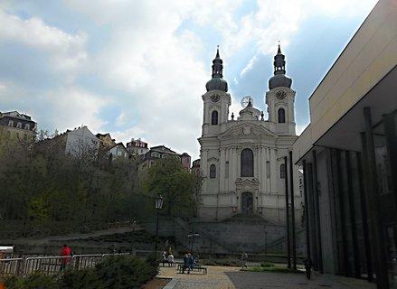 FOTKA - Kostel v K.Varech