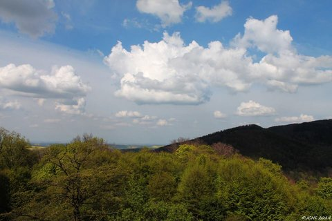 FOTKA - výhled z hradu  ♥
