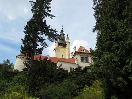 FOTKA - Průhonický park - Přírodně krajinářský park o rozloze 250 ha založil v roce 1885 hrabě Arnošt Emanuel Silva-Tarouca