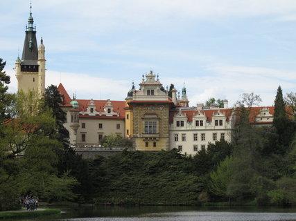 FOTKA - Průhonický park  je Národní kulturní památkou a památkou UNESCO
