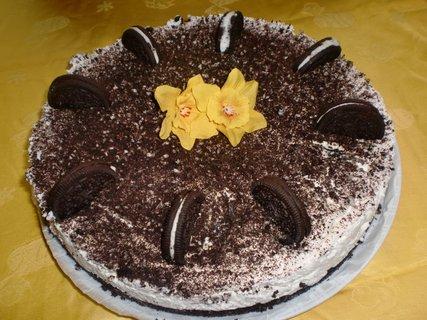 FOTKA - Nepečený Oreo cheesecake